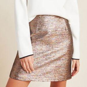 Annalee Shimmer Mini Skirt